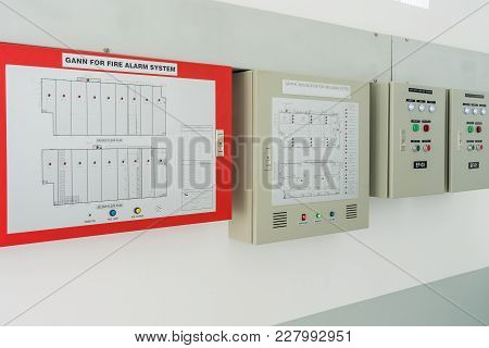 Industrial Fire Control System, Industrial Equipment And System