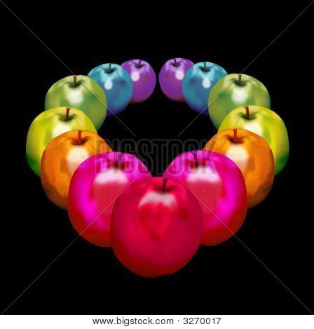 Apple Color Wheel
