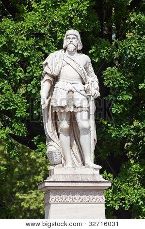 Nicholas, Count Of Salm