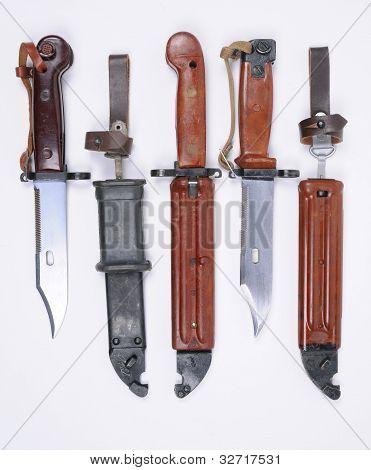 AK47 bayonets