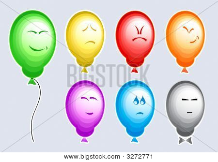 Emotion Balloons
