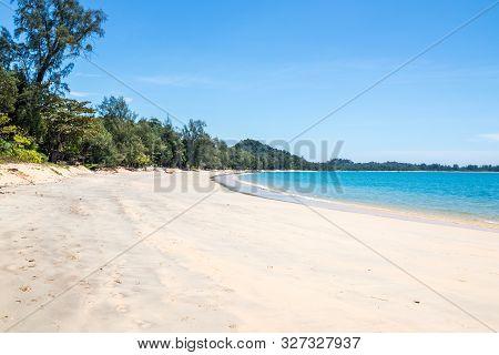 Pristine Beach At Koh Phayam, Ranong Province, Thailand