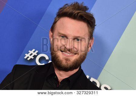 LOS ANGELES - OCT 10:  Bobby Berk arrives for the amFAR Gala Los Angeles 2019 on October 10, 2019 in Hollywood, CA