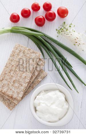 Healthy Sandwich Ingredients