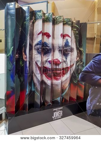 Joker Movie Poster, Is A 2019 American Psychological Thriller Film Directed By Todd Phillips Based O