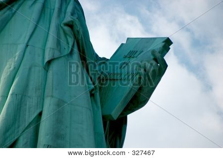 Liberty And Decleration Of Independance