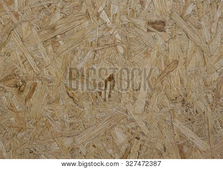 Osb Texture. Wood Texture. Finishing Material. Background Of Brown Osb.