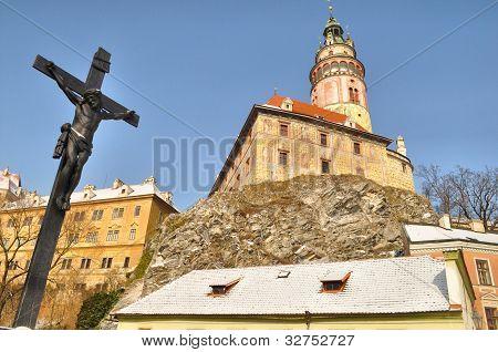 Castle of Krumlov, Czech Republic
