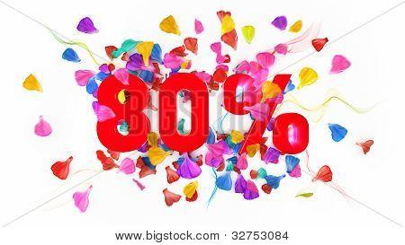 80 Percent Off