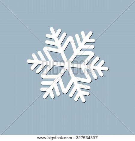 Lasercut Toy Snowflake Christmas Theme Design Element Of A Lasercut Lace Christmas Toy Snowflake For