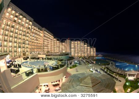 Beach Pool Hotel Resort