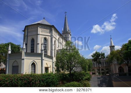 Chijmes In Singapore