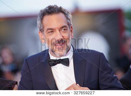 Todd Phillips at the 76 Venice International Film Festival 2019. Joker red carpet. Venice (Italy), August 31st, 2019