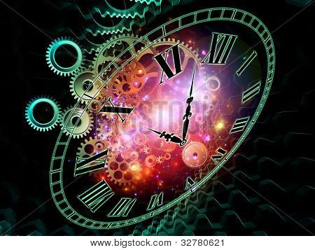 Internals Of Time