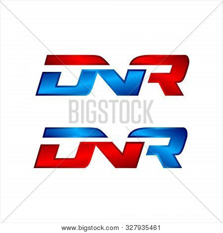 Dnr Logo, Suitable For Sports, Automotive, Skater And So On.