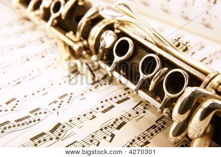 Old Clarinet