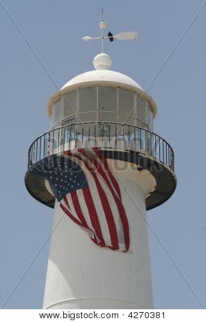 Mississippi Gulf Coast Lighthouse