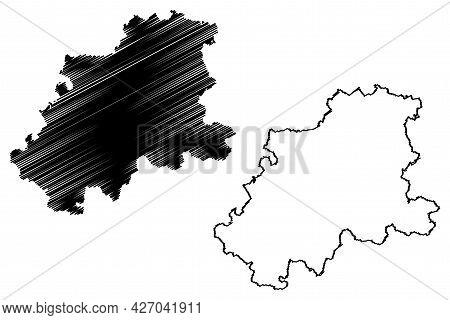 Neckar-odenwald-kreis District (federal Republic Of Germany, Rural District, Baden-wurttemberg State