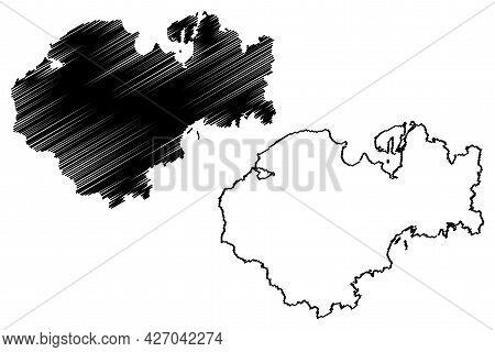 Nordwestmecklenburg District (federal Republic Of Germany, Rural District, State Of Mecklenburg-vorp