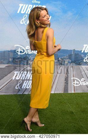 LOS ANGELES - JUL 15:  Vanessa Lengies at Disney+