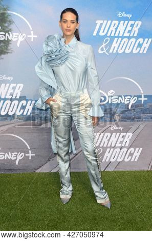 LOS ANGELES - JUL 15:  Lyndsy Fonseca at Disney+