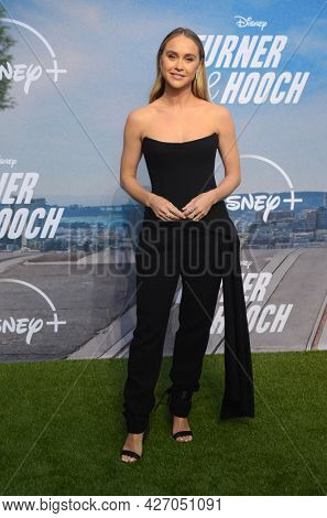 LOS ANGELES - JUL 15:  Becca Tobin at Disney+
