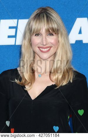 LOS ANGELES - JUL 15:  Lucy Punch at the Ted Lasso Season 2 Premiere Screening at the Pacific Design Center Rooftop on July 15, 2021 in Los Angeles, CA