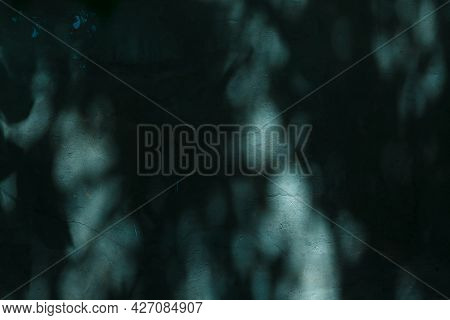 Abstract Dark Scary Mysterious Abstract Background In Horror Style With Strange Light And Night Ghos