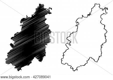 Pfaffenhofen District (federal Republic Of Germany, Rural District Upper Bavaria, Free State Of Bava