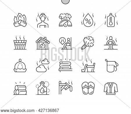 Bathhouse. Bath Towels. Hot Water And Essential Oils. Sauna, Treatment, Warm, Healthcare, Spa. Pixel