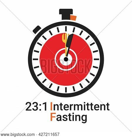23-1 Intermittent Fasting (if) Is A Form Of Time Restricted Fasting Eating. Daily Eating And Fasting