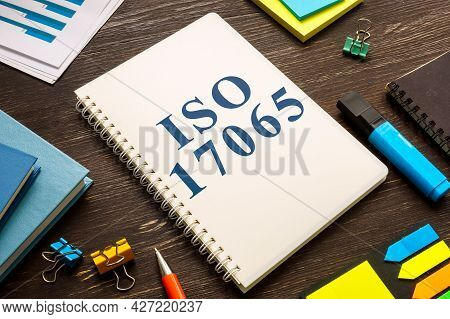 Iso 17065 Conformity Assessment Requirements In The Book.