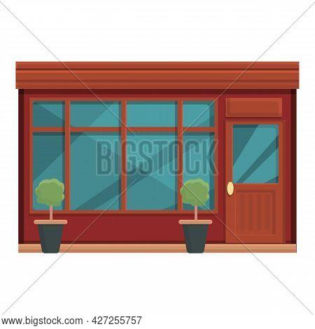 Barista Cafe Icon Cartoon Vector. Coffee Shop. Drink Restaurant
