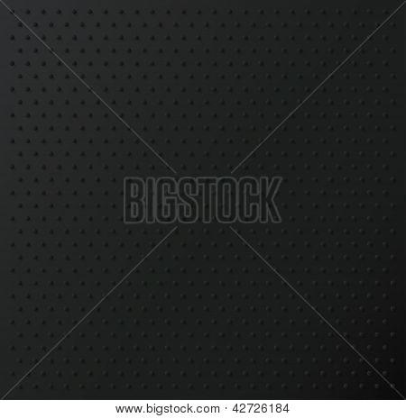 Dark dotted texture background