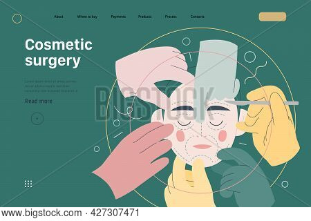 Medical Insurance Template - Cosmetic, Plastic, Aesthetic Surgery