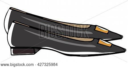 Shoes On Flat Platform, Comfortable Women Footwear