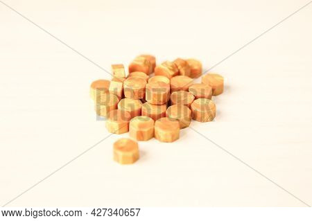 Gold Sealing Wax Granules Or Beads A Lot