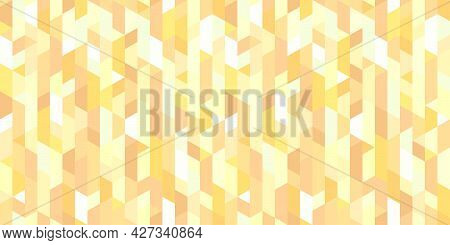 Abstract Wallpaper With Tiles. Mosaic Multicolored Pattern. Geometric Background. Seamless Tile Text