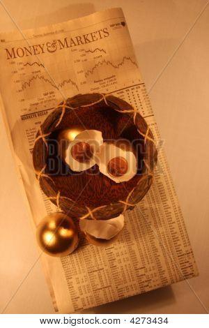 Nest Egg, Retirement, Savings,