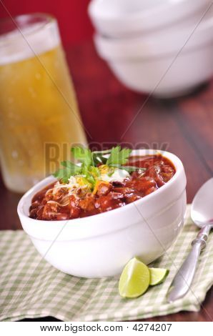 Bowl Of Chilli