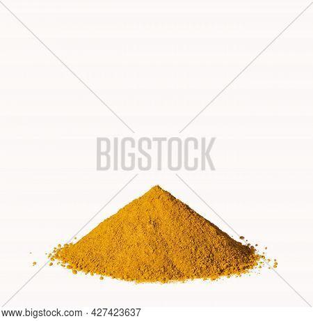 Curcuma Longa - Organic Turmeric Powder. Healthy Food