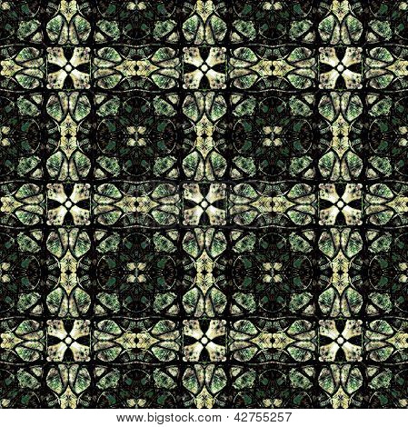 Middle Age Background Pattern