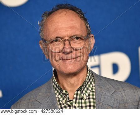 LOS ANGELES - JUL 15: Michael Tolkin arrives for the Ted Lasso Season 2 Premiere on July 15, 2021 in West Hollywood, CA
