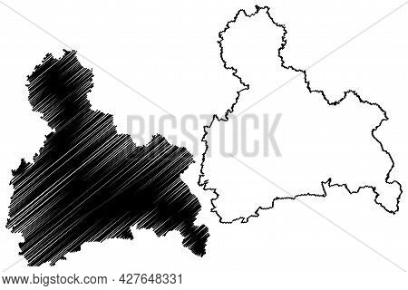 Upper Bavaria (federal Republic Of Germany, Administrative Division, Region Free State Of Bavaria) M