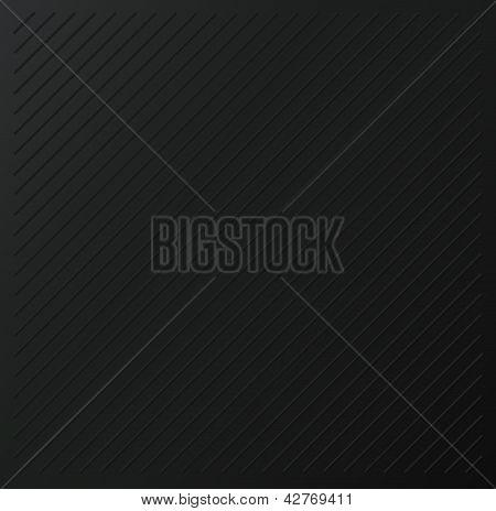 Dark grey stripes embossed background