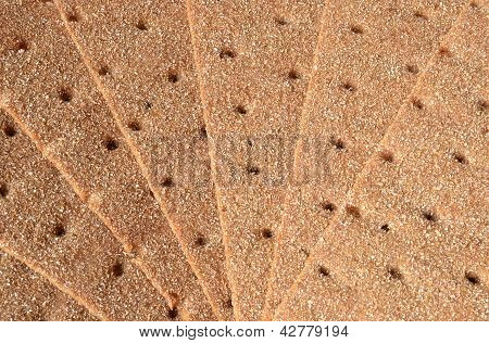 crispbread texture