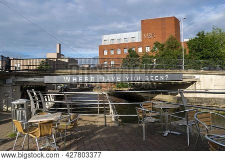 Lincoln, Lincolnshire, East Midlands, England - June 20, 2021.