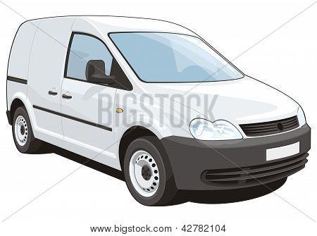 Commercial van - my design