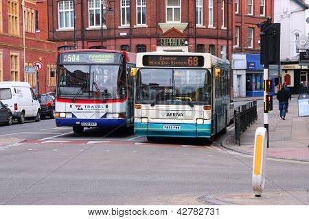 National Express And Arriva