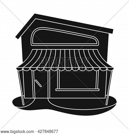Isolated Object Of Bookstore And Shop Symbol. Collection Of Bookstore And Mini Stock Symbol For Web.